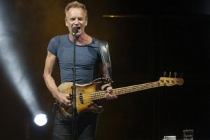 Sting kommt am 14. September live in die Wiener Stadthalle