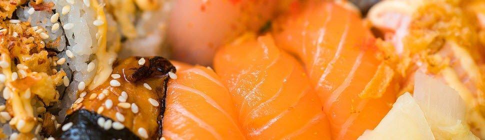 Sushi essen in Wien
