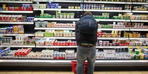 Lebensmittel in Österreich teurer