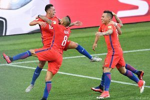 Chile fordert Portugal im Confed-Cup-Halbfinale