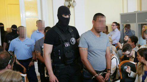 So lief der 1. Prozesstag in Ungarn
