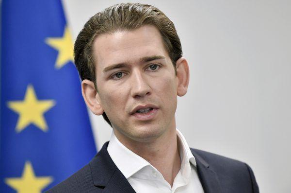 Österreichs Außenminister Sebastian Kurz will die Flüchtlingsströme über das Mittelmeer stoppen.
