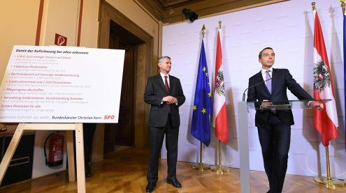 Koalitionsbedingungen kosten 6,5 Mrd. €