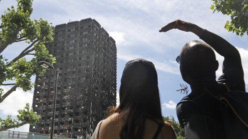Brandkatastrophe: Regierung war gewarnt – Bauskandal in England