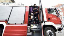 Großbrand in NÖ: Bauernhof in Flammen