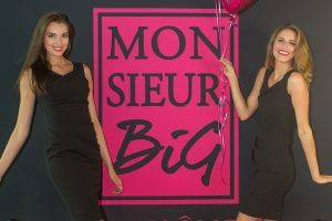 Exklusive Party: Lancôme stellte Monsieur Big vor