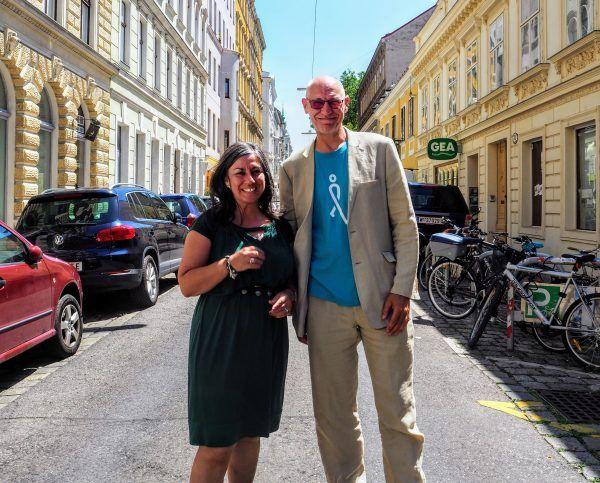 Vassilakou ist erfreut über die Pläne für die Lange Gasse