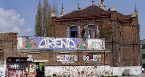 Global 2000 lädt zum Open Air in der Wiener Arena