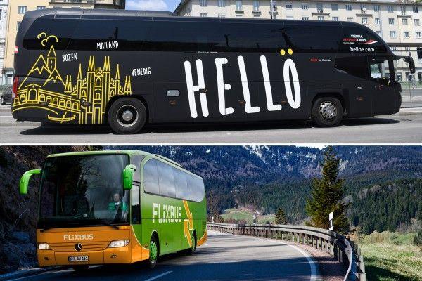 Flixbus will sein Streckennetz auch in Österreich weiter ausbauen.