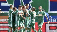 Rapid tritt zum Testspiel gegen Celtic Glasgow an