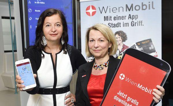 Die neue App der Wiener Linien ist ab sofort verfügbar