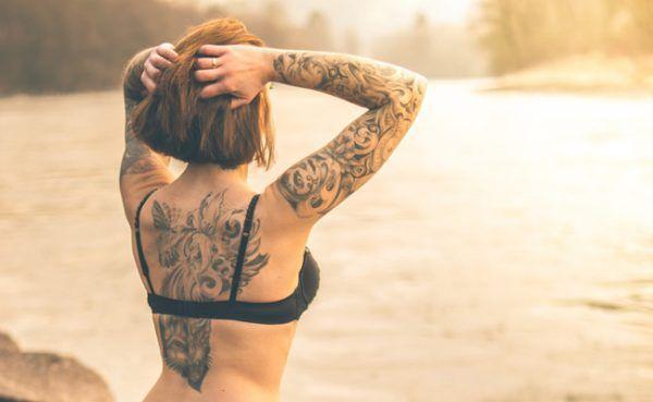 Ein neuer Tattoo-Trend macht die Runde.