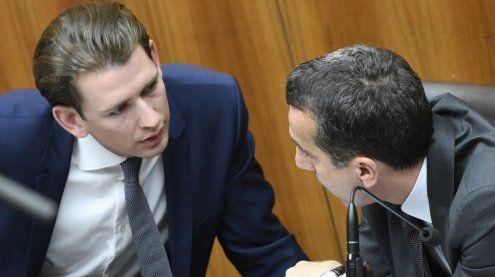 """Vollholler""-Sager gegen Kurz: Jetzt äußert sich Kanzler Kern"