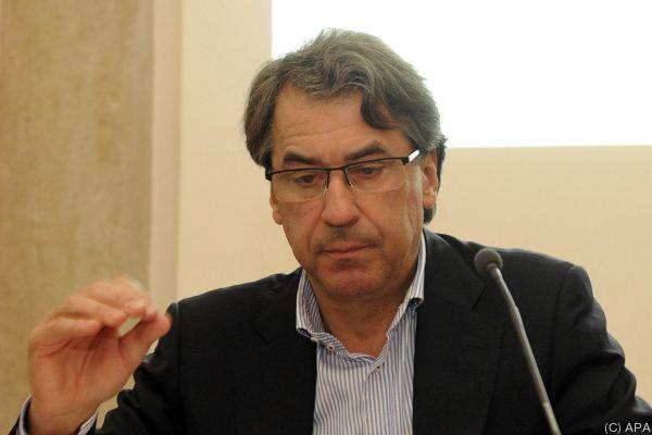 Pierer-Industrie-Vorstand Stefan Pierer