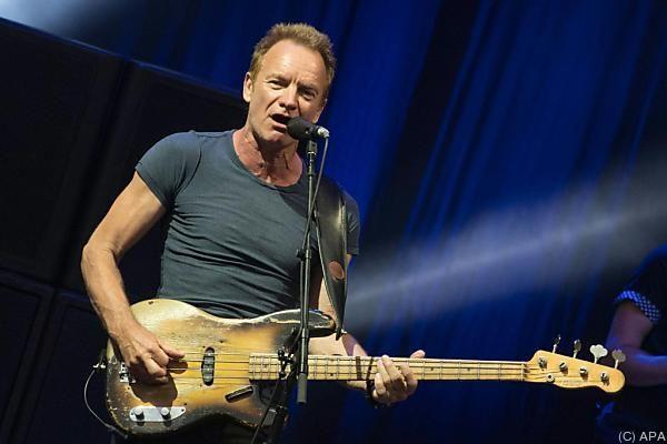"""Sting bewies: Auch """"Routine"""" kann Spaß machen"""