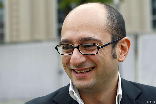 Filmregisseur Arash T. Riahi