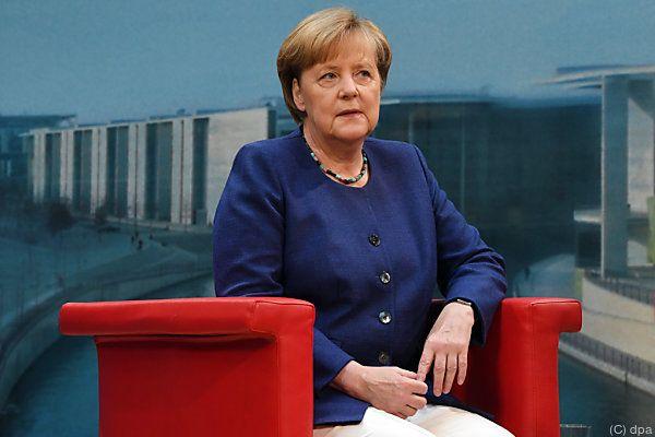 Angela Merkel strebt ihre vierte Kanzlerschaft an