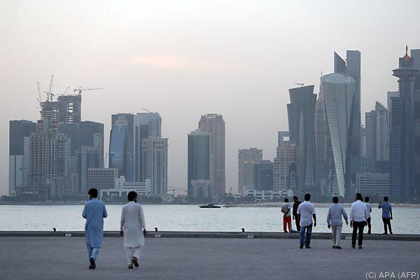 Wurde Katar Ziel eines Hackerangriffes?