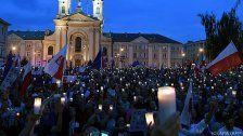 Polen: Präsident legt Veto gegen Justizreform ein