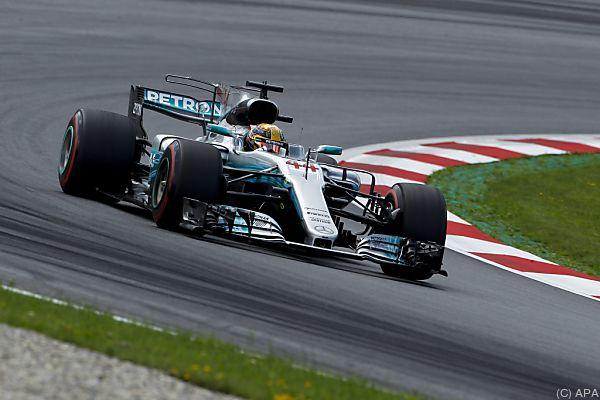 Hamilton büßt fünf Startplätze ein