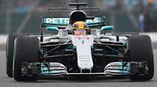 Hamilton dominiert Silverstone-Qualifying