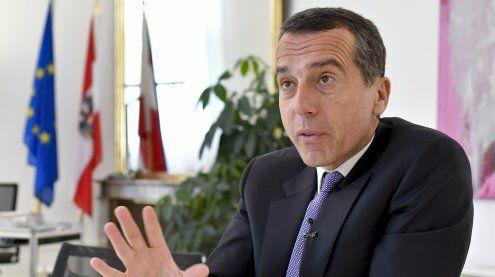 Kern will Steuern auf Arbeit um fünf Milliarden Euro senken