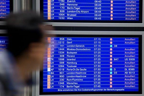 Wird ein Flug annulliert, haben Fahrgäste Anspruch auf Entschädigung