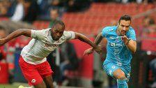 Salzburg bangt nach 1:1 gegen Rijeka um Aufstieg