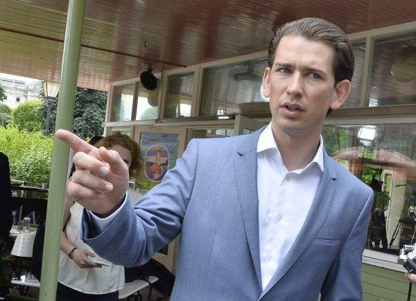 Sebastian Kurz hat die ÖVP in Umfragen auf Platz eins geführt.