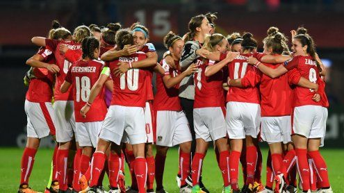 """Großartiger Tag für den Frauen-fußball"": ÖFB feiert EM-Sensation"