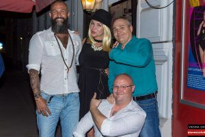 Bianca Speck - Curva Supermodel RTL2 - Public Viewing - The Red Lion-VIenna - 17.07.2017