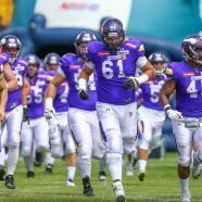 American Football: Vikings Vienna in Austrian Bowl XXXIII gegen Raiders Tirol