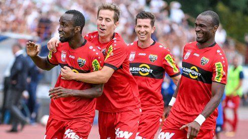 EL-Quali: Starke Altacher mit klarem 3:0 gegen Dinamo Brest