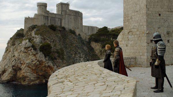 """Einer der Drehorte von """"Game of Thrones"""" ist im kroatischen Dubrovnik"""
