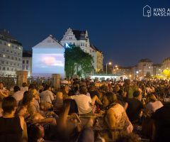 Kino am Naschmarkt 2017: Open-Air-Silent Cinema am Parkplatz