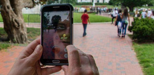 Pokémon Go ist heute 1 Jahr alt.