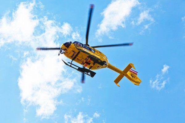 Bei einem Alpinunfall wurde ein Wiener schwer verletzt