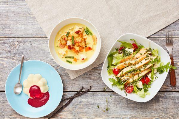 Die Soupkultur bietet Suppen, Salat und feine Köstlichkeiten im 1. Wiener Bezirk.