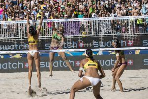 beachvolleyball wm wien 2019 live