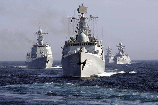 Militärpräsenz wird deutlich ausgebaut.