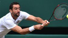 Marin Cilic steht erstmals im Finale von Wimbledon