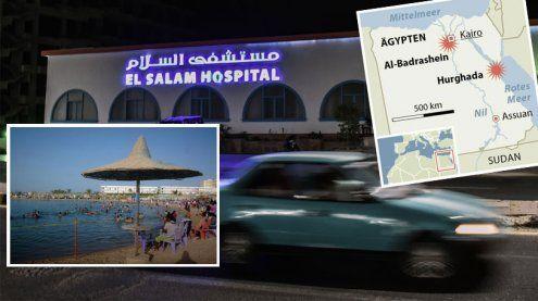 Deutsche in Ägypten erstochen – IS bekennt sich zu Messerangriff