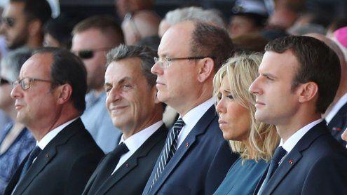 Ein Jahr nach Nizza-Attentat: Gedenkfeier für 86 Todesopfer