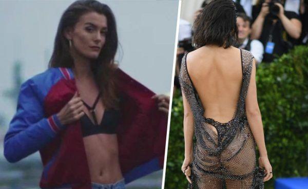 Auch Kendall Jenner ist auf den Trend aufgesprungen.