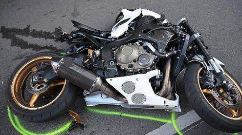 Motorradfahrer (33) stirbt bei schwerem Unfall in Wien-Hernals