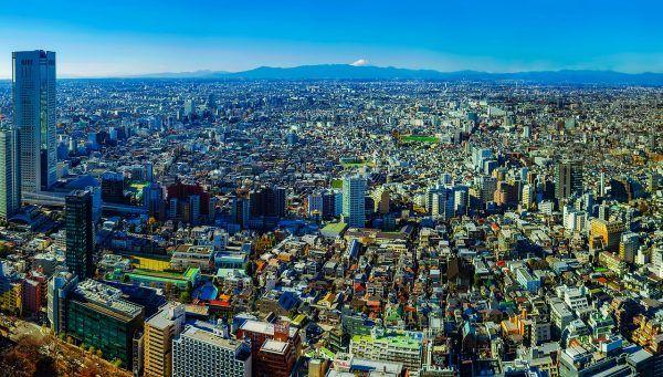 """In Tokio gibt es ab sofort eine """"Floridsdorf-dori st.""""."""