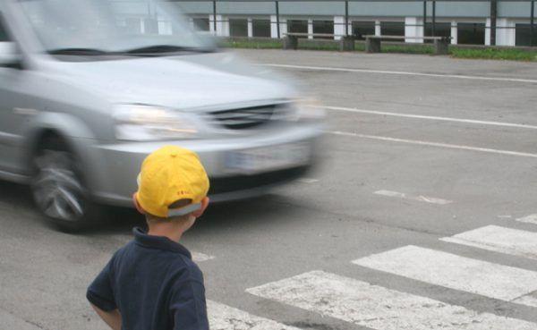 Die Frau beging nach dem Unfall Fahrerflucht.