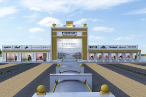 Re-Design des Freeport Fashion Outlets im Wiener Jugendstil