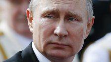 EU: Neue Sanktionen gegen Russland verhängt