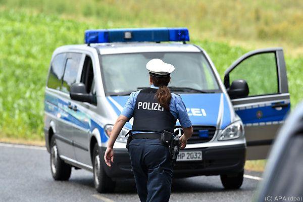 Der Verdächtige wurde festgenommen